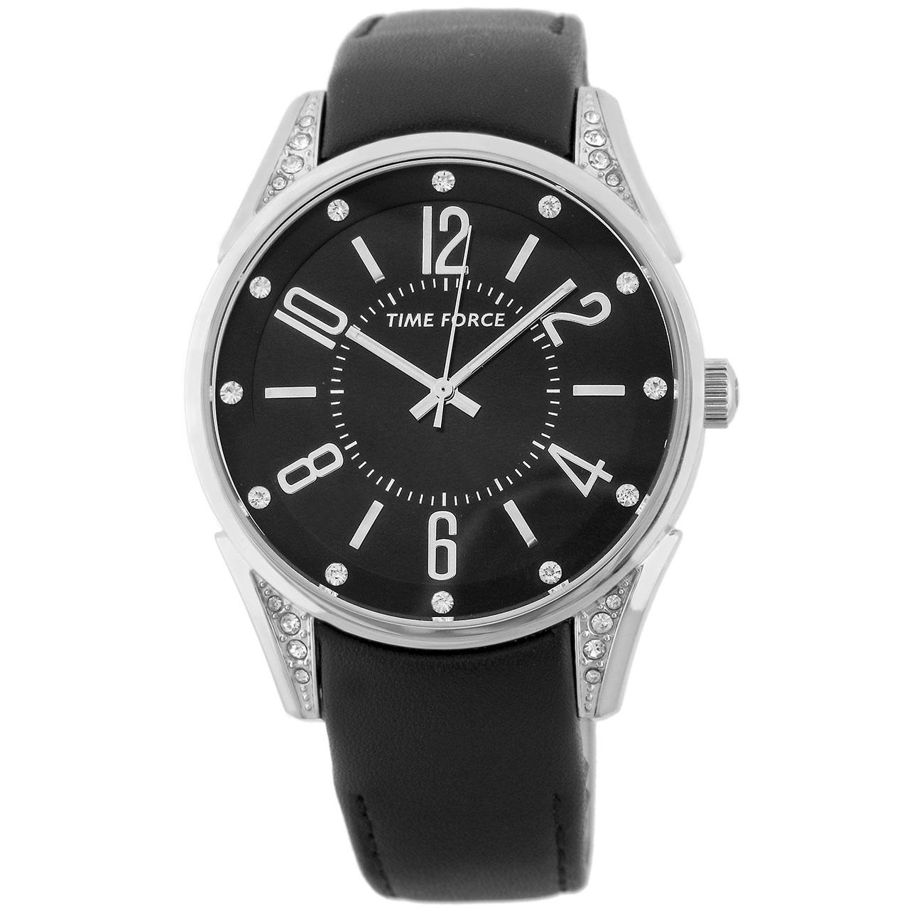 ساعت مچی عقربه ای زنانه تایم فورس مدل TF3376L01
