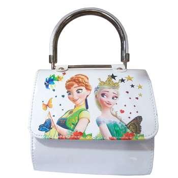 کیف دستی دخترانه طرح السا و آنا مدل Elsa01