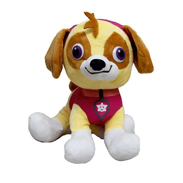 عروسک طرح سگ نگهبان مدل  Paw Patrol 01 ارتفاع 30 سانتی متر