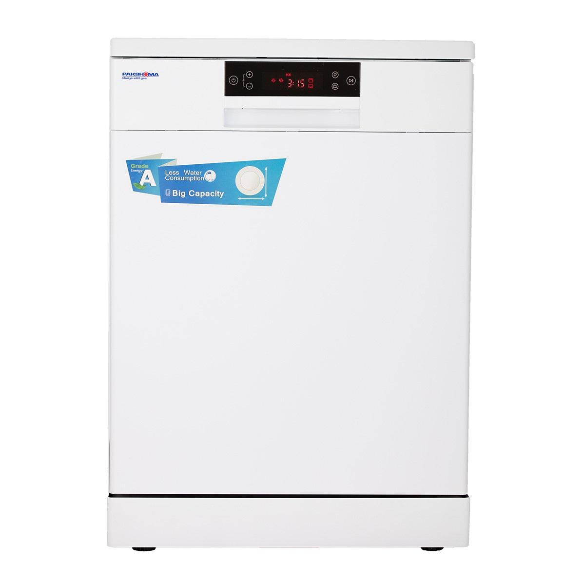 قیمت                      ماشین ظرفشویی پاکشوما مدل MDF 14302