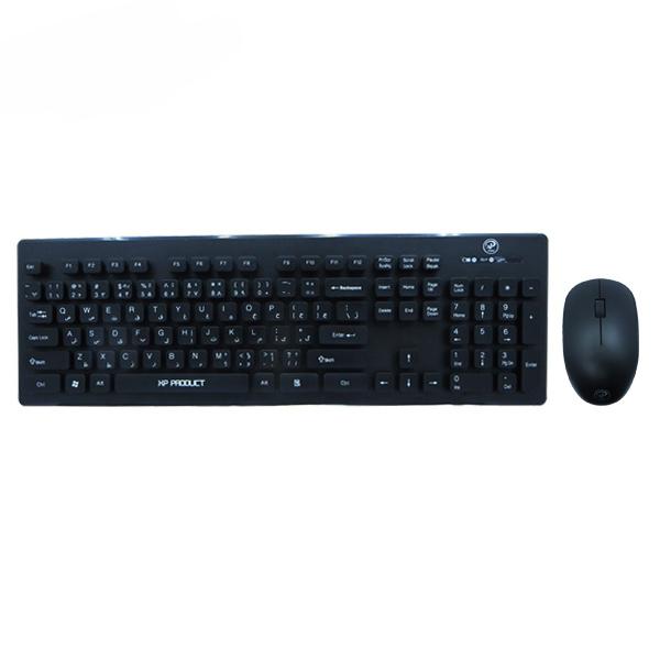 کیبورد و ماوس ایکس پی-پروداکت مدل Xp-W6000