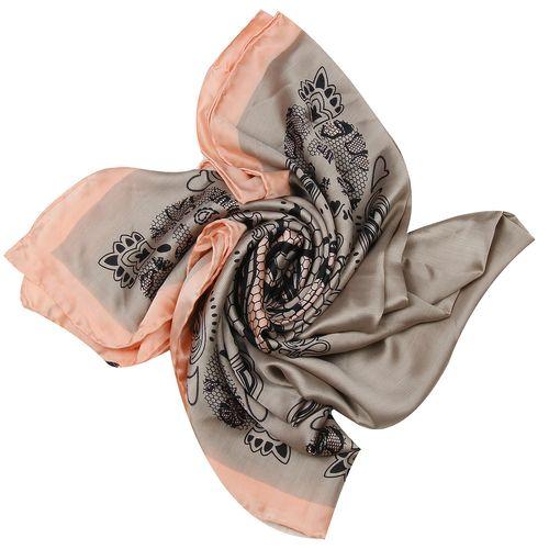 روسری زنانه طرح رز کد 286000109
