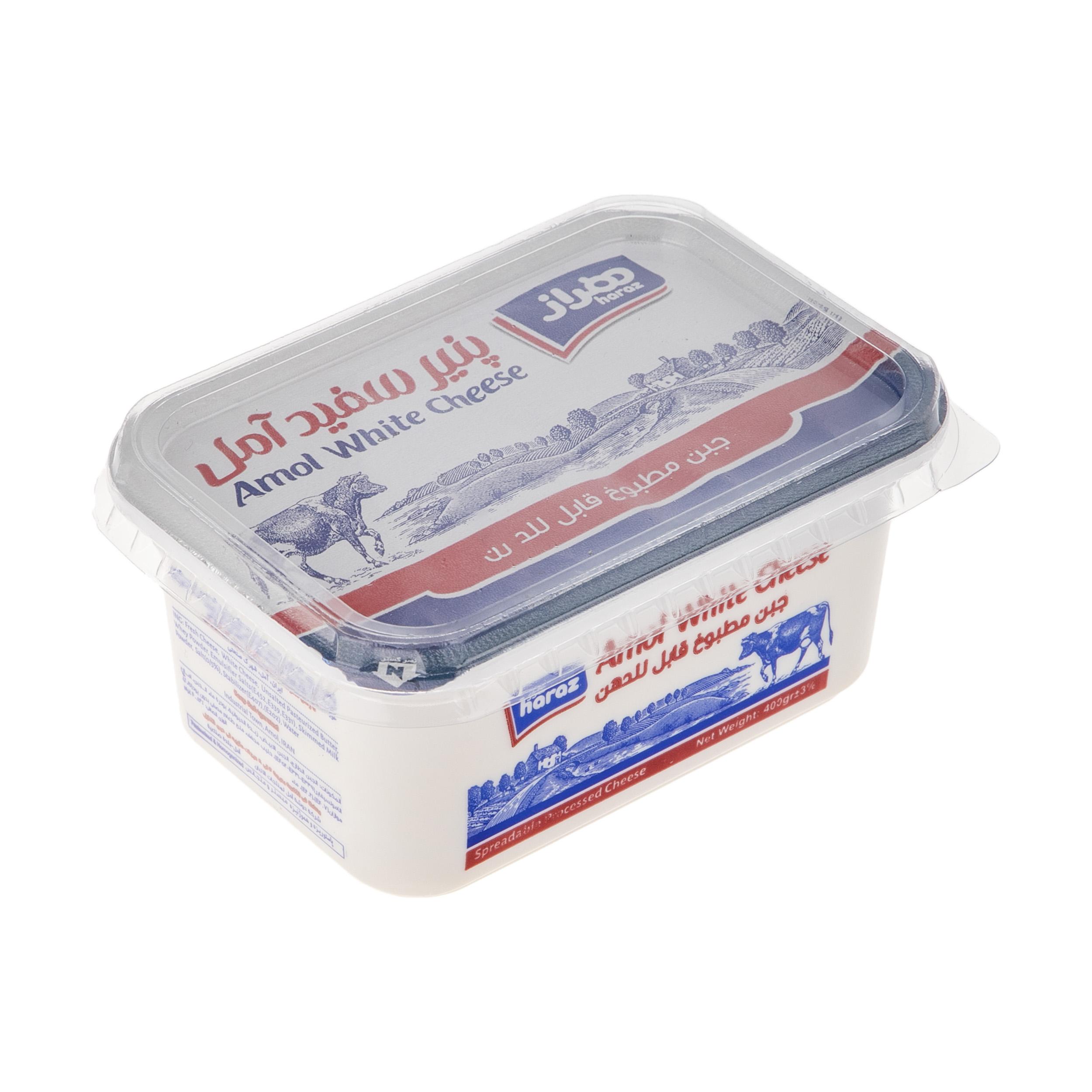 پنیر سفید آمل هراز وزن 400 گرم