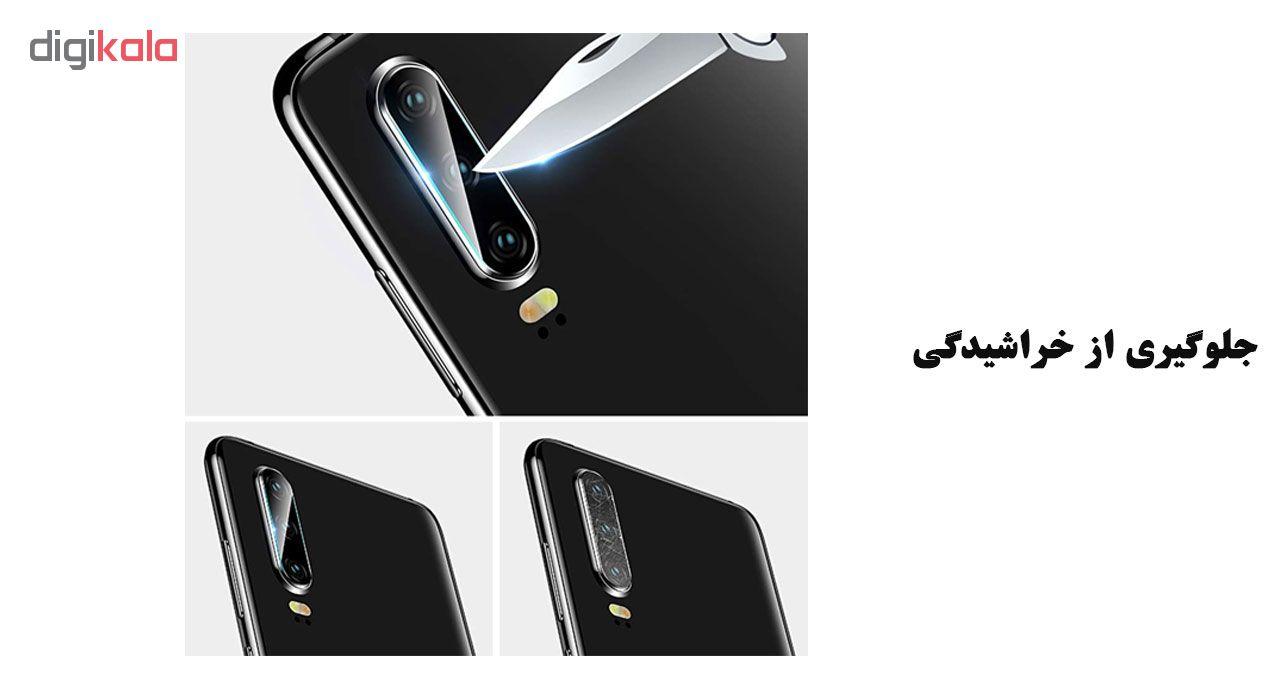 محافظ لنز دوربین تراستکتور مدل CLP مناسب برای گوشی موبایل هوآوی P30 lite / nova 4e main 1 3