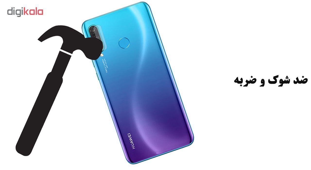 محافظ لنز دوربین تراستکتور مدل CLP مناسب برای گوشی موبایل هوآوی P30 lite / nova 4e main 1 4