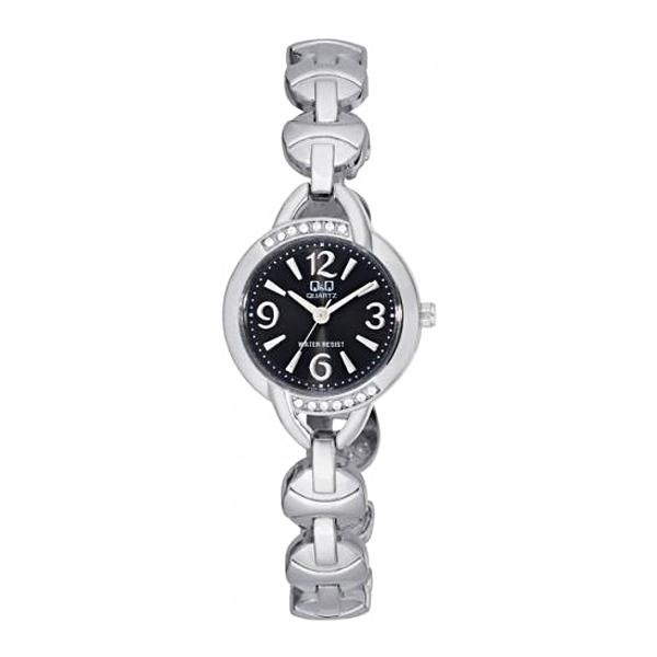 ساعت مچی عقربه ای زنانه کیو اند کیو مدل F337J205Y