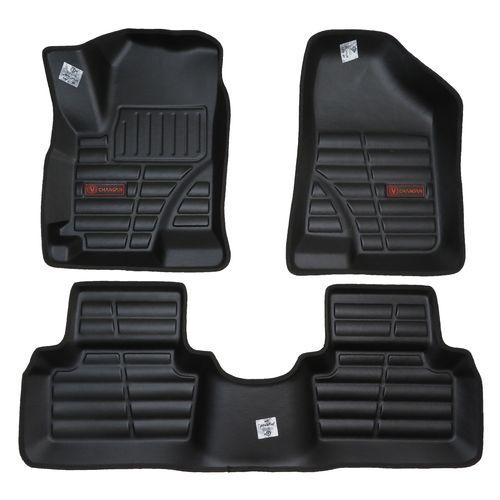 کفپوش سه بعدی خودرو لاستیک گیلان مدل ch مناسب برای چانگان cs35