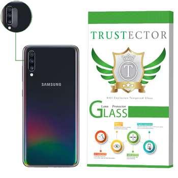 محافظ لنز دوربین تراستکتور مدل CLP مناسب برای گوشی موبایل سامسونگ Galaxy A70
