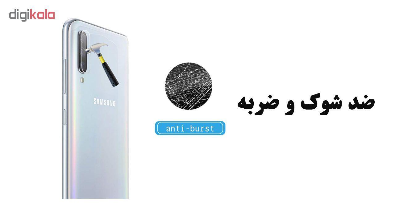 محافظ لنز دوربین تراستکتور مدل CLP مناسب برای گوشی موبایل سامسونگ Galaxy A70 main 1 4