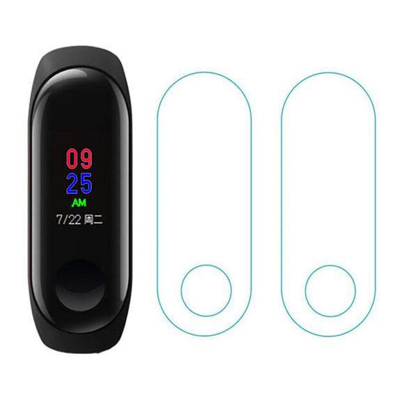 محافظ صفحه نمایش مدل TP2 مناسب برای مچ بند هوشمند Mi Band 4 بسته دو عددی