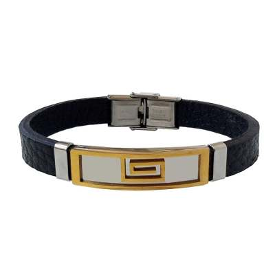 دستبند مردانه  کد BL-215