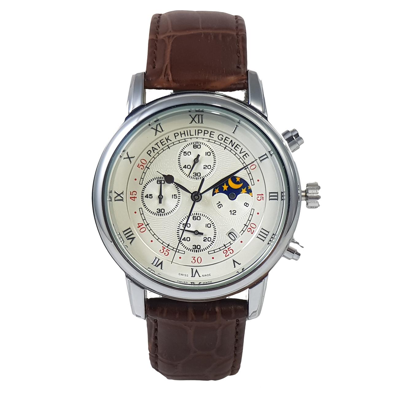 ساعت مچی عقربه ای مردانه مدل PTK-N-W