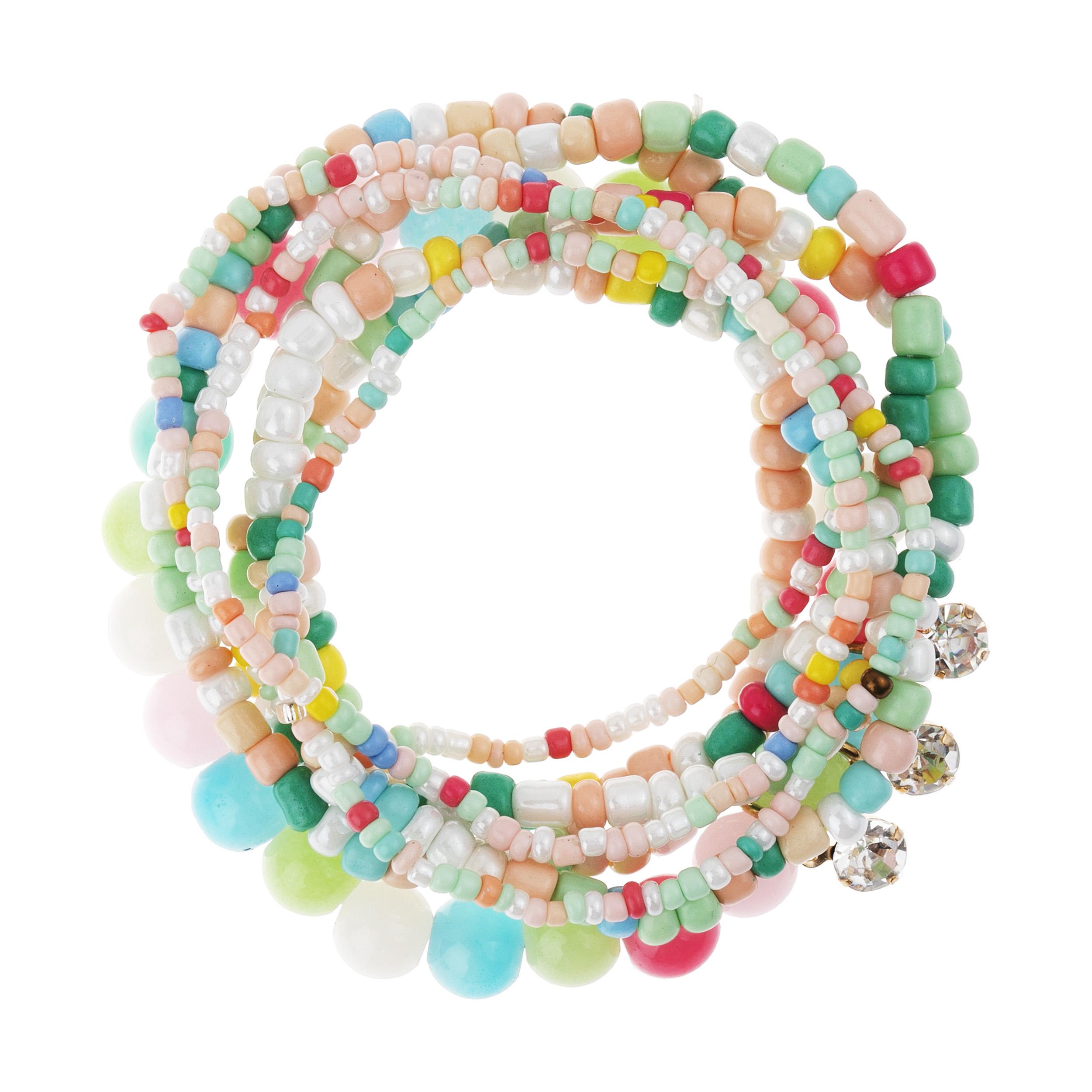قیمت دستبند  زنانه مدل شایسته کد 50