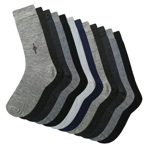 جوراب مردانه کد 230 مجموعه 12 عددی