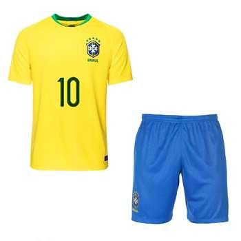 پیراهن و شورت ورزشی مردانه طرح برزیل