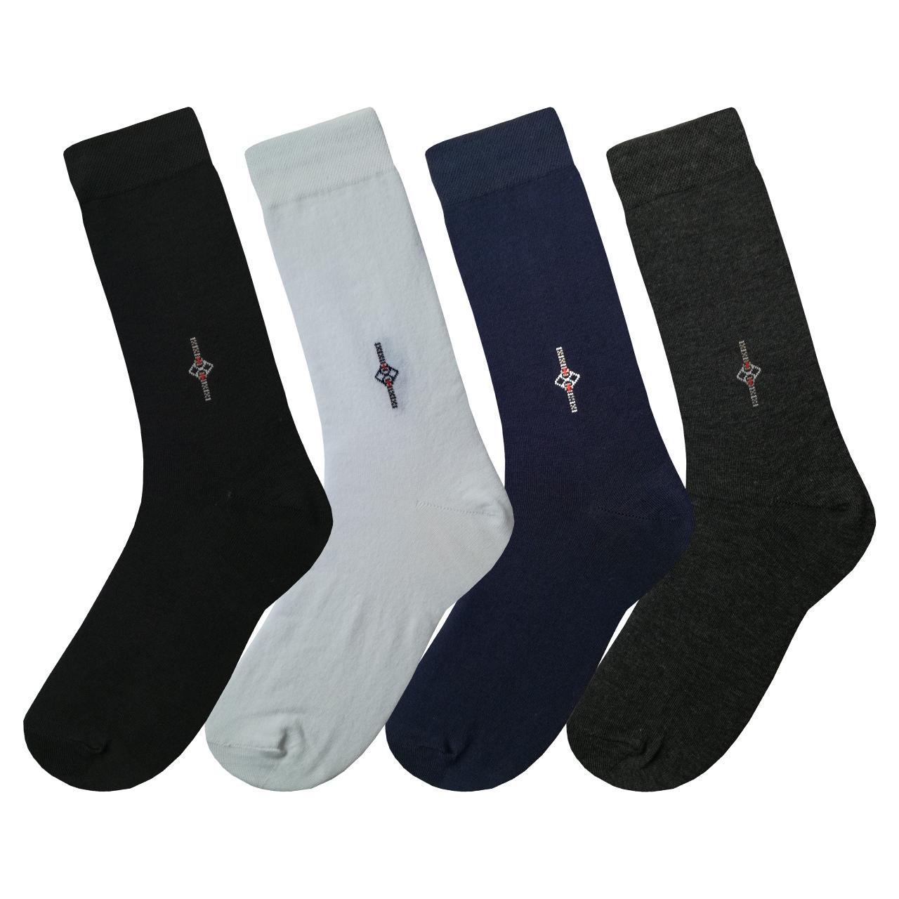 جوراب مردانه کد 232 مجموعه 4 عددی