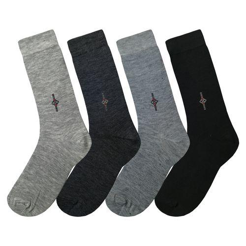 جوراب مردانه کد 233 مجموعه 4 عددی