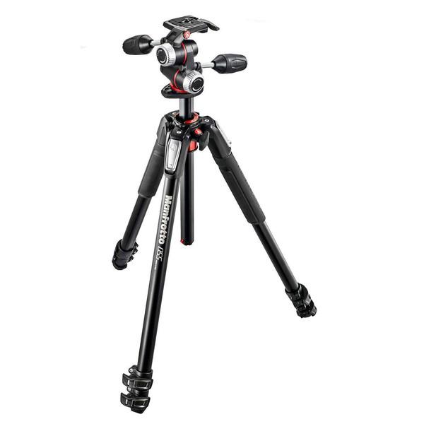 سه پایه دوربین منفروتو مدل mk055xpro3-3w