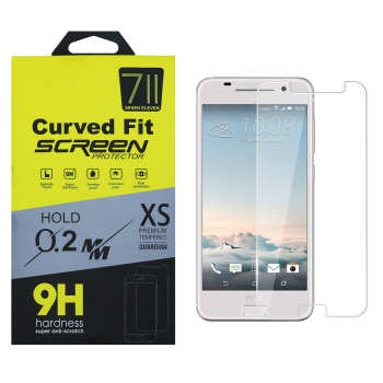 محافظ صفحه نمایش سون الون مدل Tmp مناسب برای گوشی موبایل اچ تی سی One A9