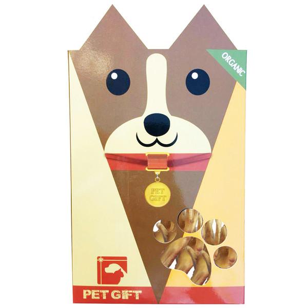 تشویقی سگ پت گیفت مدل ch01 بسته 10 عددی