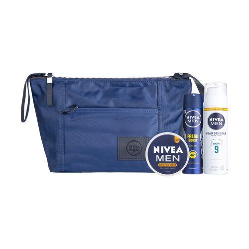 پک بهداشتی آقایان نیوآ به همراه کیف