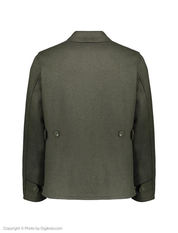 کت تک پشمی مردانه - مانگو