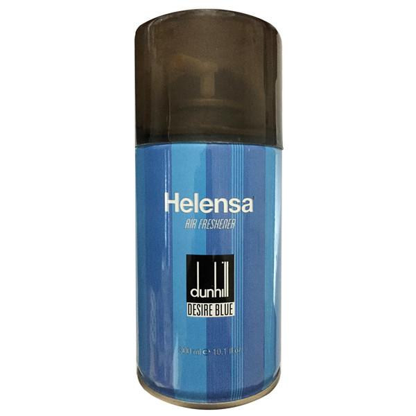 اسپری خوشبو کننده هوا هلنسا مدل dunhill DESIRE BLUE حجم 300 میلی لیتر