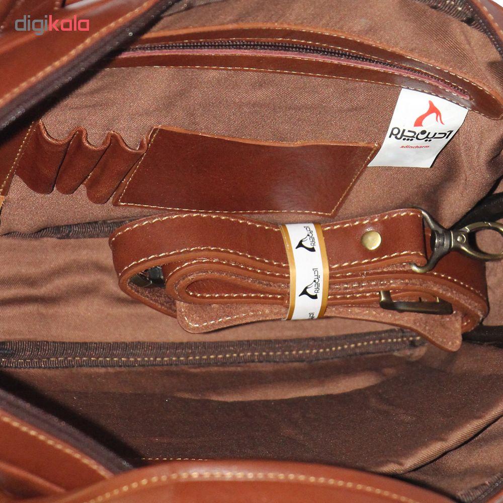 کیف اداری آدین چرم مدل DL46.1