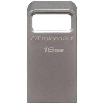 تصویر فلش مموری کینگستون مدل DTMC3 ظرفیت 16 گیگابایت Kingston DTMC3 Flash Memory - 16GB