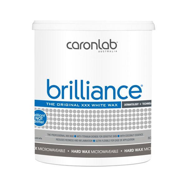 موم وکس صورت و بدن کارونلب مدل Brilliance مقدار 800 گرم