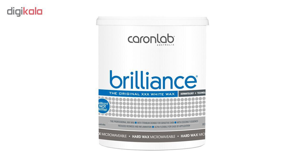 موم وکس صورت و بدن کارونلب مدل Brilliance مقدار 800 گرم main 1 1