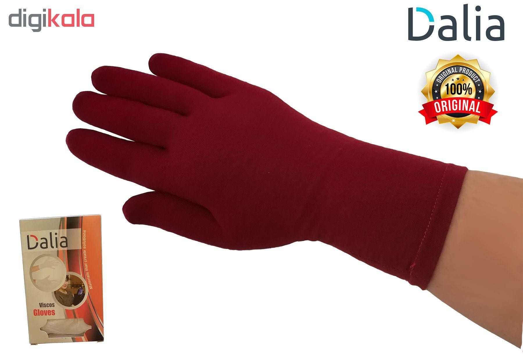 دستکش زنانه دالیا مدل F2 main 1 3
