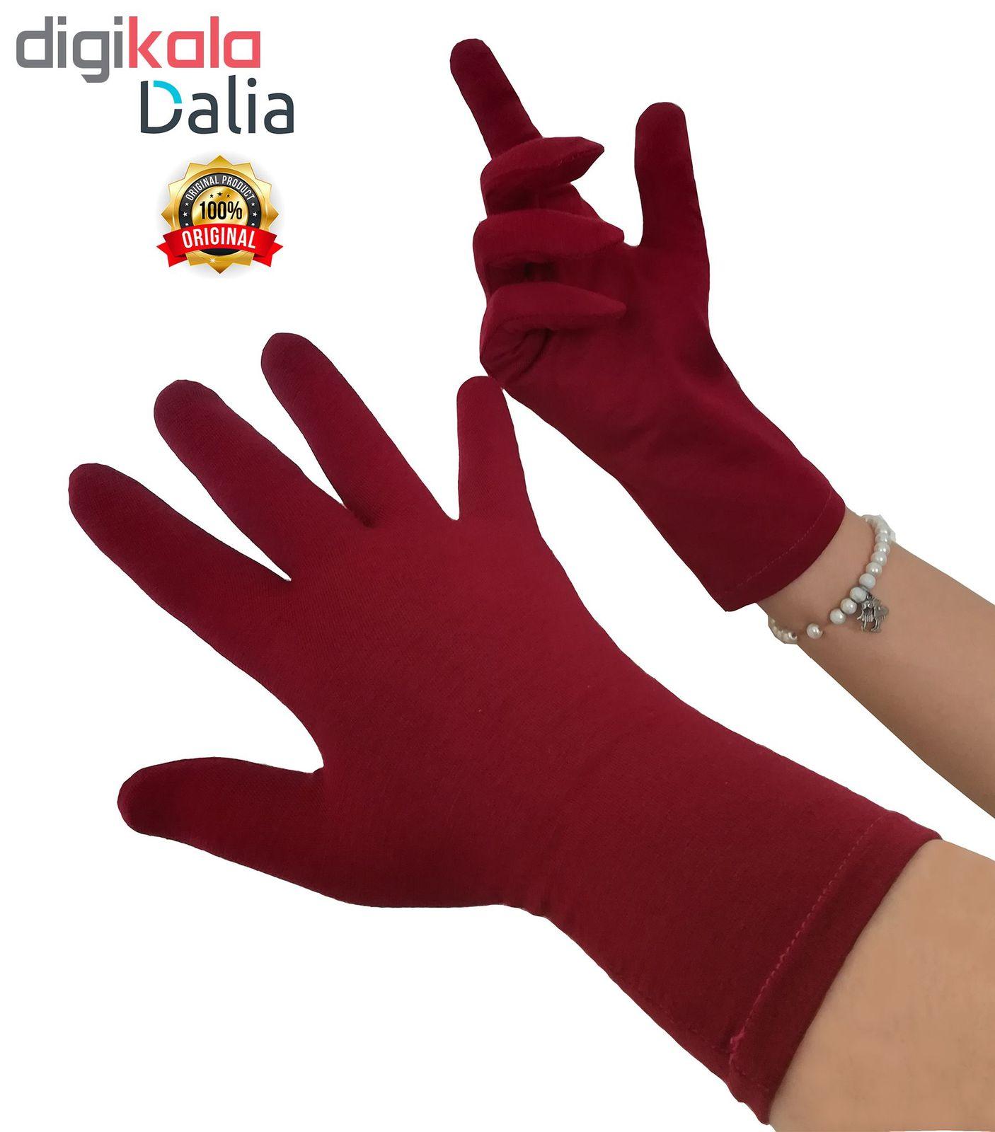 دستکش زنانه دالیا مدل F2 main 1 4