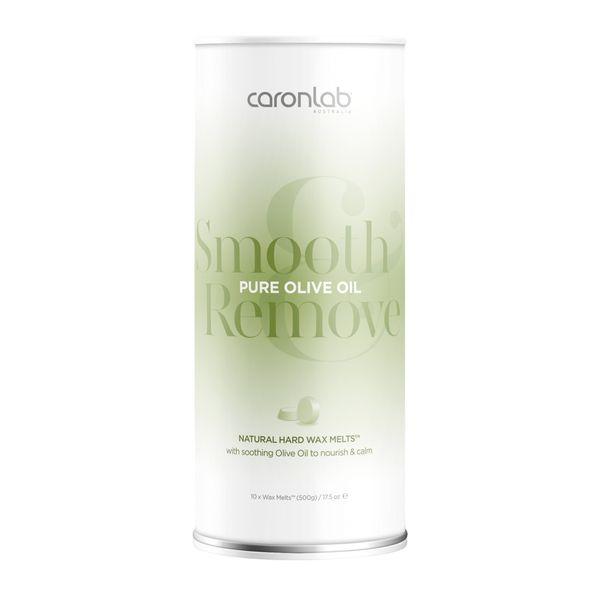 موم وکس بدن کارونلب مدل Olive Oil Hard Wax Melts مقدار 500 گرم