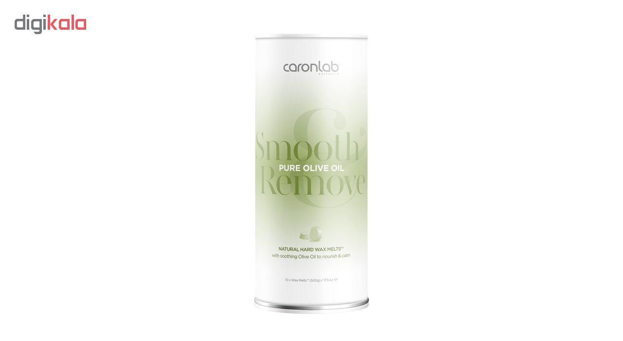 موم وکس بدن کارونلب مدل Olive Oil Hard Wax Melts مقدار 500 گرم main 1 1