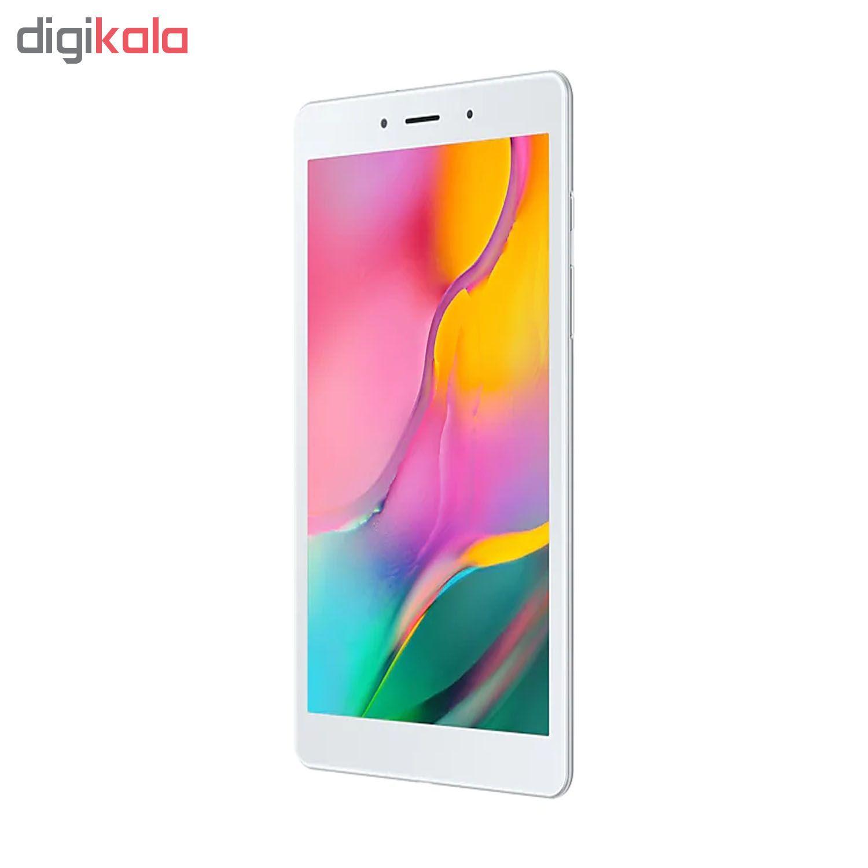 تبلت سامسونگ مدل Galaxy Tab A 8.0 2019 LTE SM-T295 ظرفیت 32 گیگابایت main 1 3