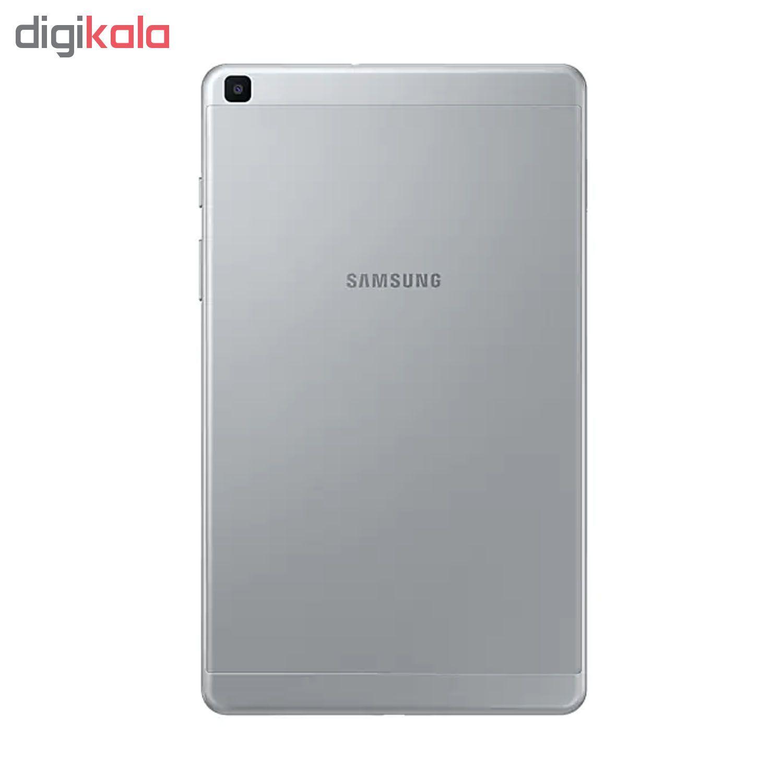 تبلت سامسونگ مدل Galaxy Tab A 8.0 2019 LTE SM-T295 ظرفیت 32 گیگابایت main 1 4