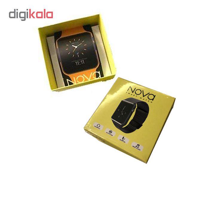 ساعت هوشمند نوا مدل Z60s