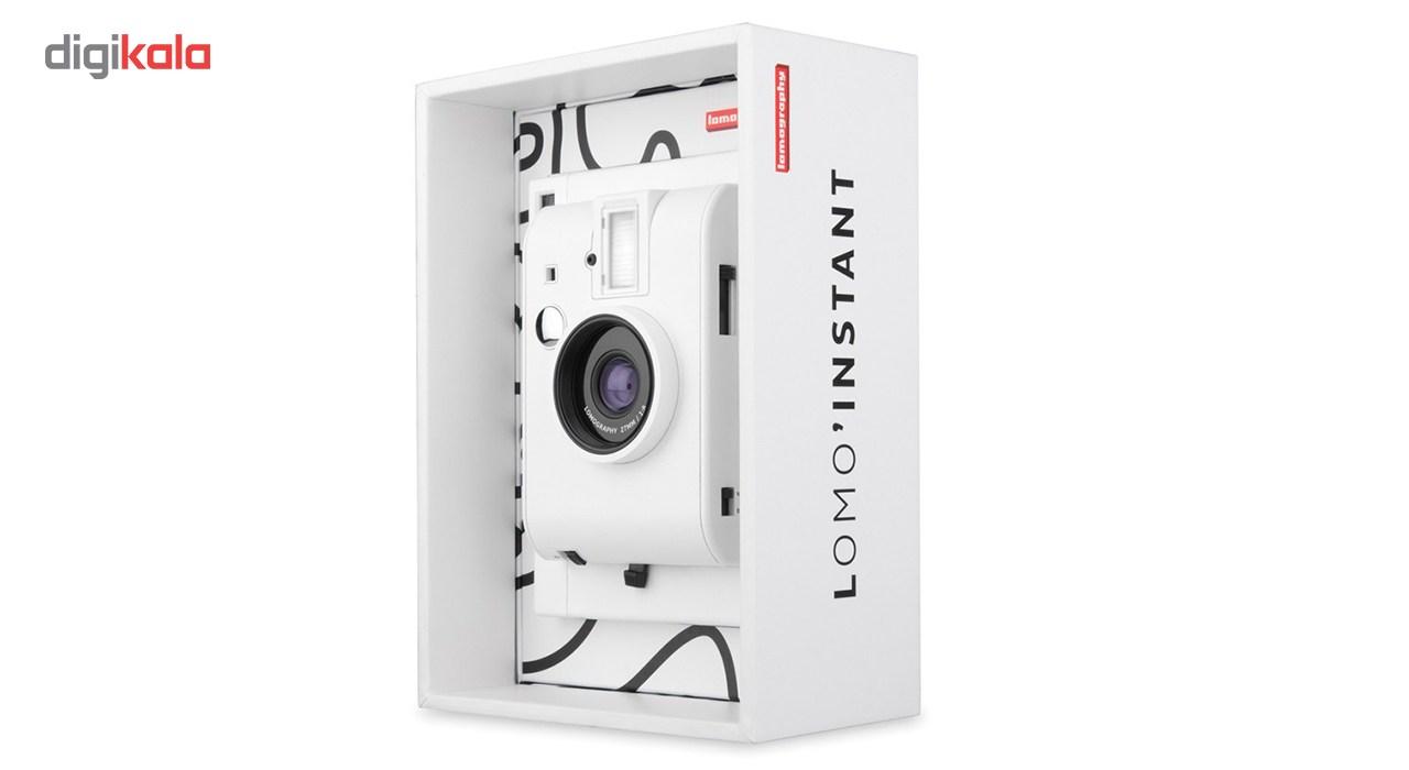 دوربین چاپ سریع لوموگرافی مدل White