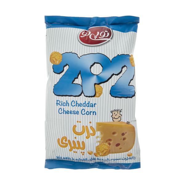 ذرت پنیری تو پی تو وزن 60 گرم
