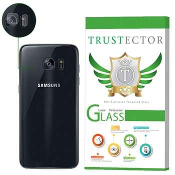 محافظ لنز دوربین تراستکتور مدل CLP مناسب برای گوشی موبایل سامسونگ Galaxy S7 edge
