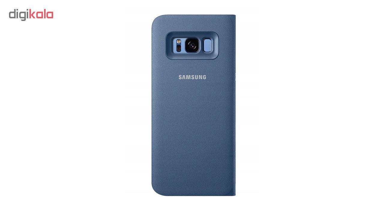 کیف کلاسوری سامسونگ مدل LED View مناسب برای گوشی موبایل سامسونگ Galaxy S8 Plus              ( قیمت و خرید)