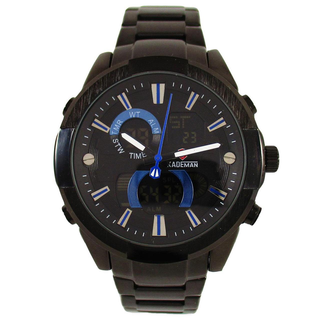 ساعت مچی عقربه ای مردانه کیدمن مدل K001G