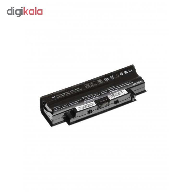 باتری لپ تاپ 6 سلولی مدل J1KND مناسب برای لپ تاپ دل 5010/4010 Inspiron main 1 2