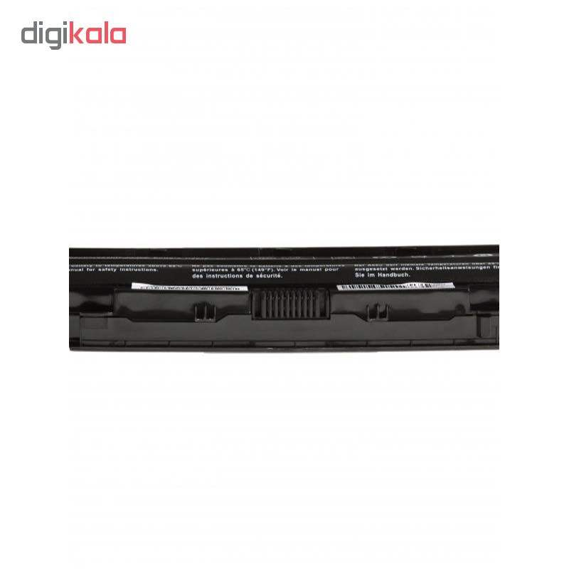 باتری لپ تاپ 6 سلولی مدل J1KND مناسب برای لپ تاپ دل 5010/4010 Inspiron main 1 4