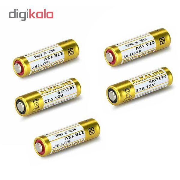 باتری 27A جی پی مدل Super Alkaline بسته 5 عددی main 1 4