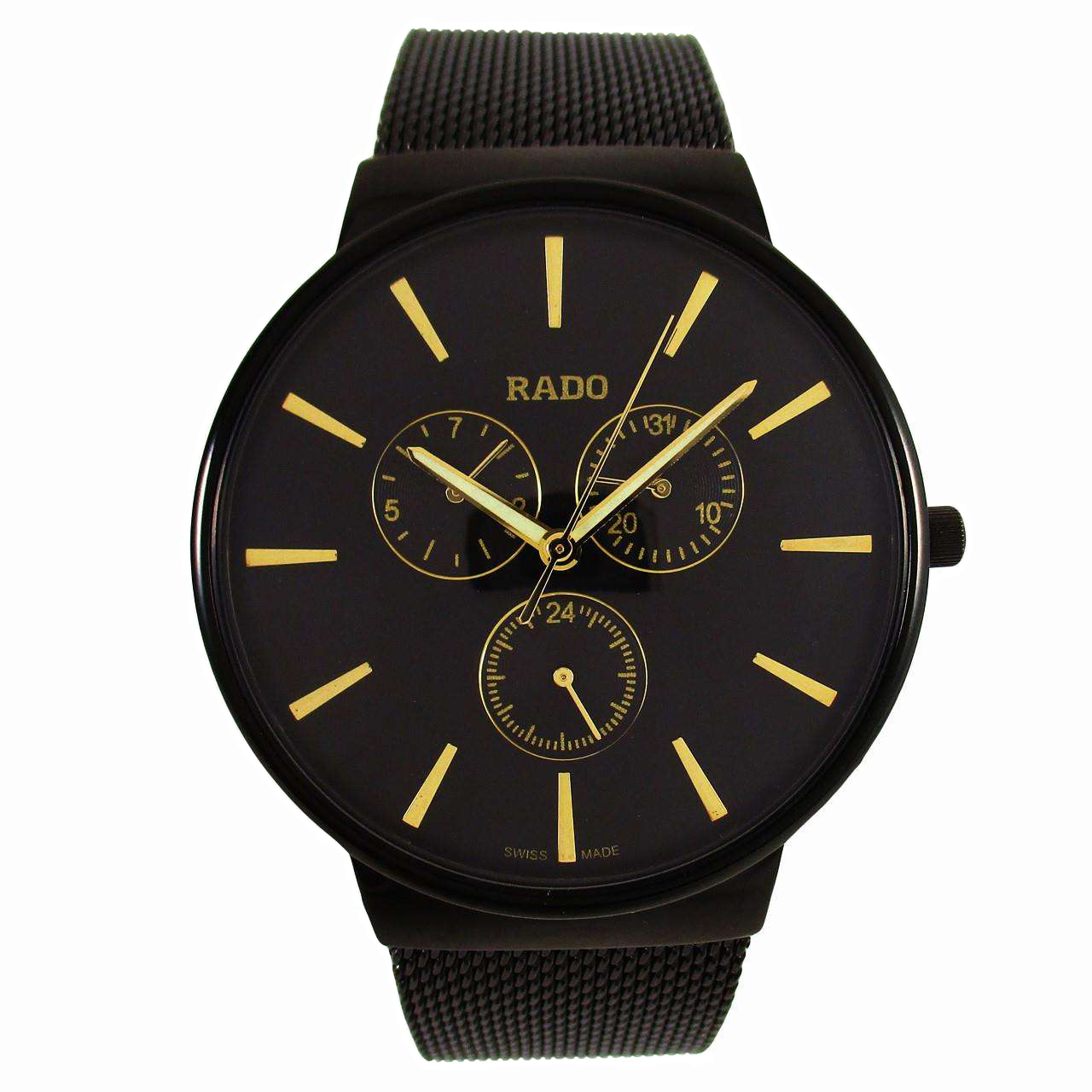 ساعت مچی عقربه ای مردانه مدل RAD 3M