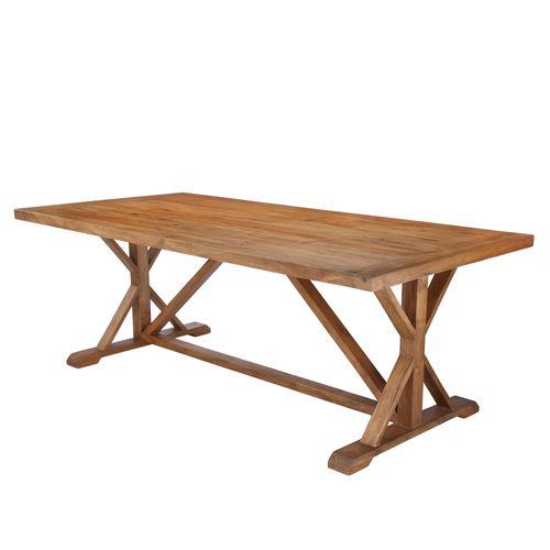 میز نهار خوری مدل چالیک