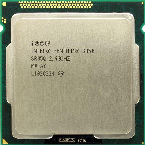 پردازنده مرکزی اینتل سری Sandy Bridge مدل G850