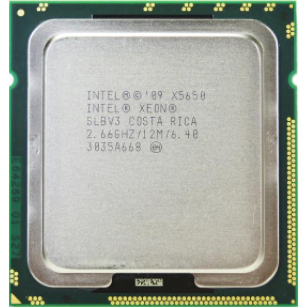 پردازنده مرکزی اینتل سری Westmere EP مدل X5650